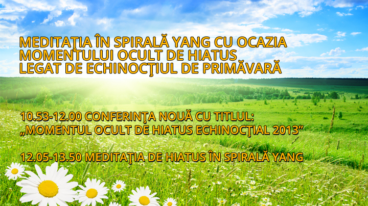 Echinox-cu-meditatii